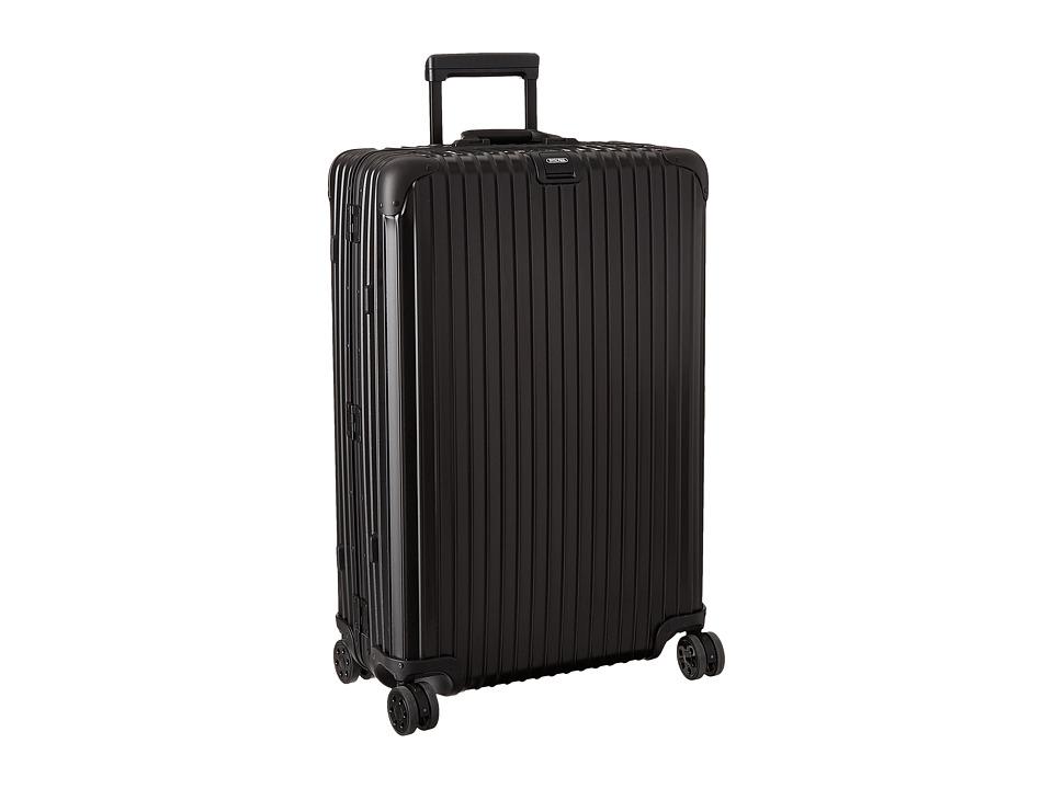 Rimowa - Topas Stealth - Multiwheel 29 (RHD) (Black) Luggage