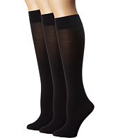 HUE - Opaque Knee High 3-Pack