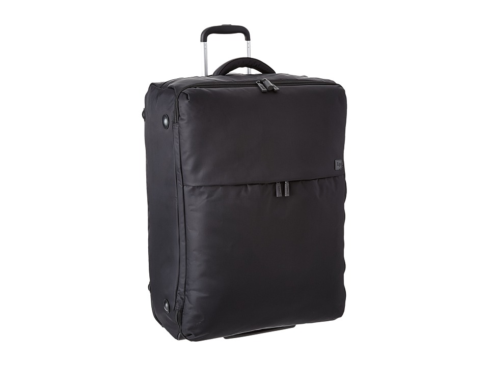 Lipault Paris - 0% Pliable 28 Upright (Black) Luggage