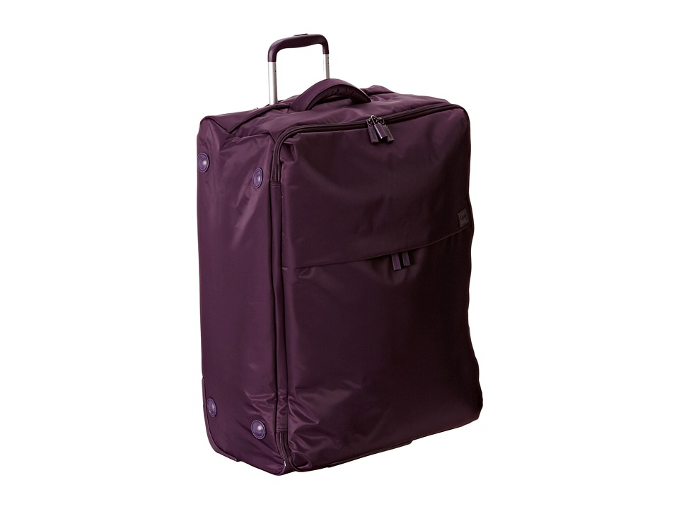 Lipault Paris - 0% Pliable 28 Upright (Purple) Luggage