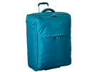 Lipault Paris Foldable 2-Wheeled 28 Packing Case (Aqua)