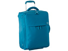 Lipault Paris Foldable 2-Wheeled 22 Carry-On (Aqua)