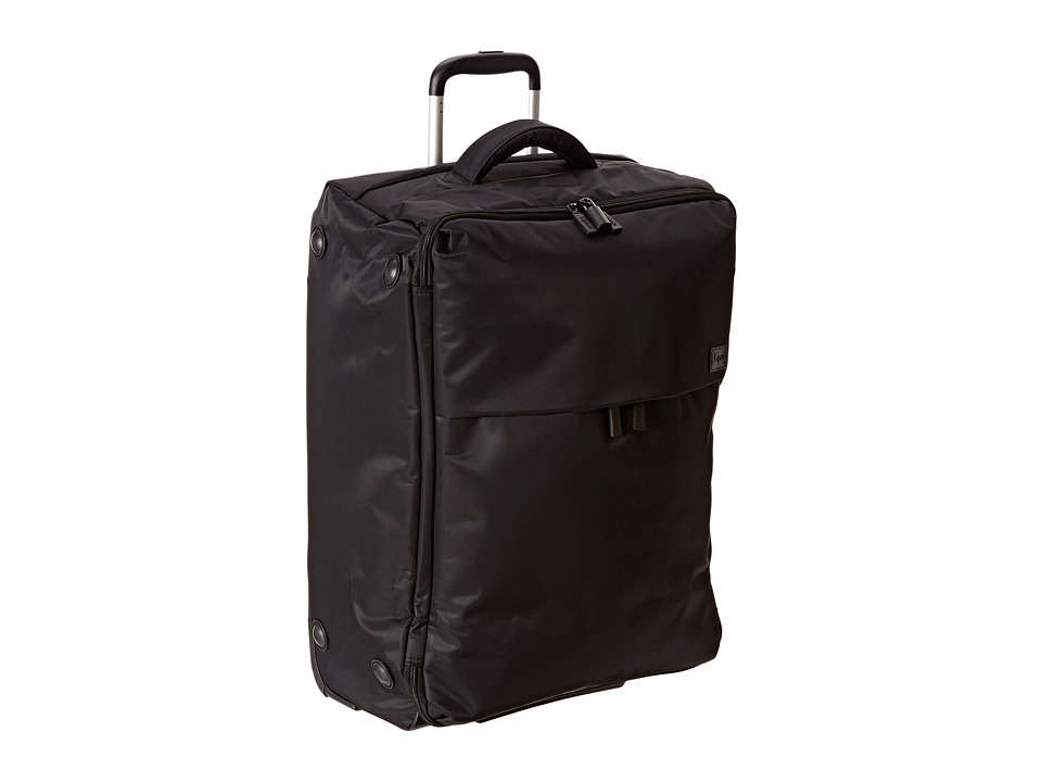 Lipault Paris - 0% Pliable 25 Upright (Black) Luggage