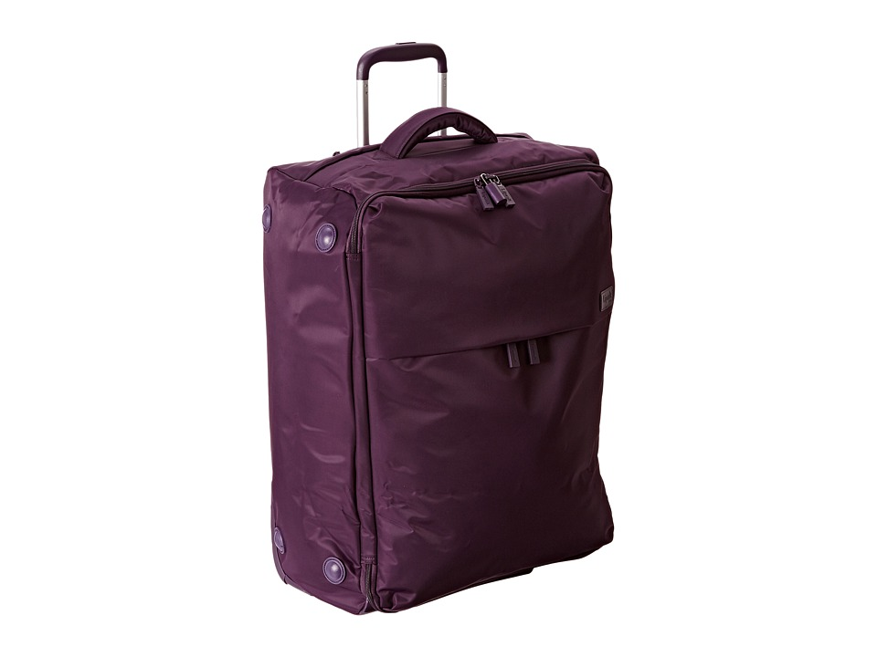 Lipault Paris - 0% Pliable 25 Upright (Purple) Luggage