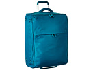 Lipault Paris Foldable 2-Wheeled 25 Packing Case (Aqua)