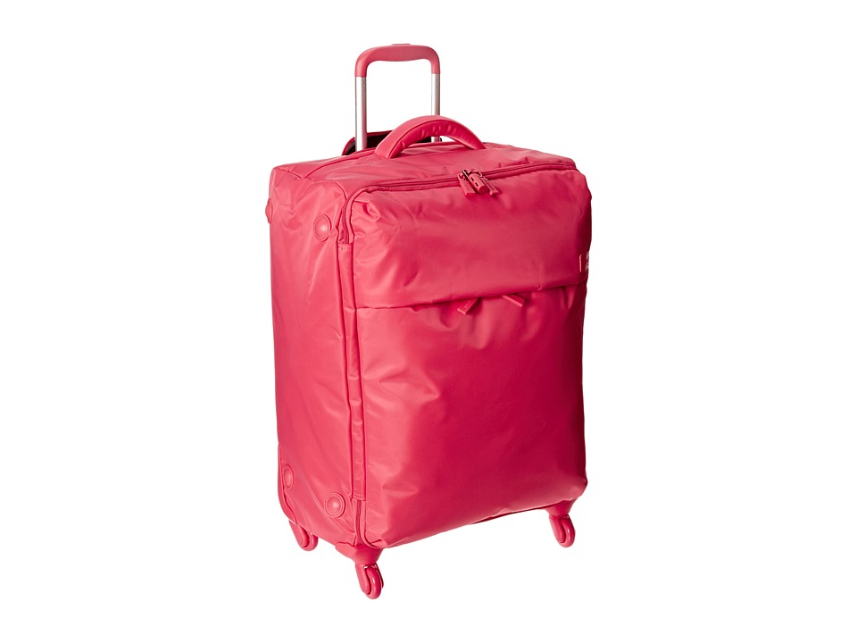 Lipault Paris 4 Wheeled 25 Packing Case Poppy Luggage