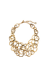 Oscar de la Renta - Circle Necklace