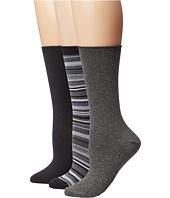 HUE - Jean Sock 3 Pack