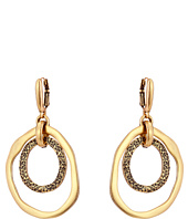 Oscar de la Renta - Circle P Earrings