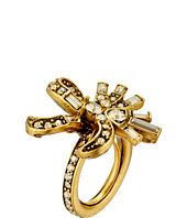 Oscar de la Renta - Floral Baguette Ring