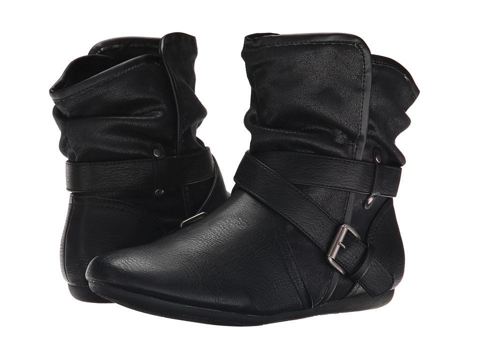 Report - Edelo (Black) Womens Boots