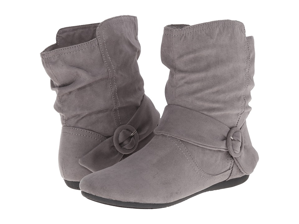 Report Eunice Grey Womens Boots