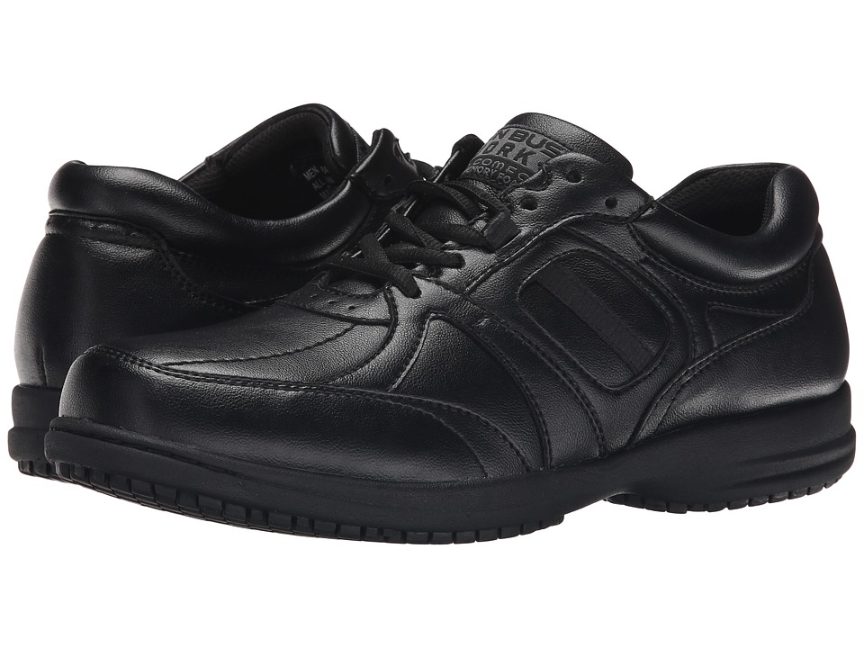 Nunn Bush Seth Slip Resistant Sport Oxford (Black) Men