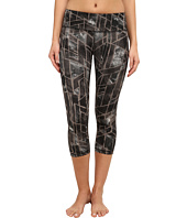 Zobha - Loui Printed Straight Leg Capri Pants