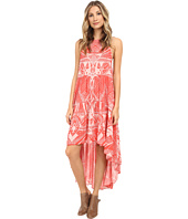 Free People - 60's Rayon Voile La Mar Printed Dress