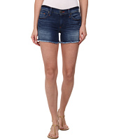 True Religion - Keira Low Rise Shorts in Crystal Spring Drive