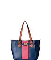 U.S. POLO ASSN. - Color Blocked Tote