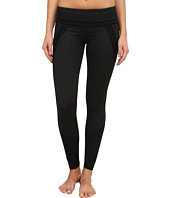 Zobha - Rudy Heather Workout Leggings with Rib
