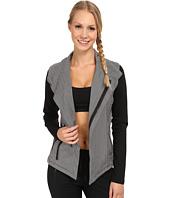 Zobha - Jaden Herringbone Zip Jacket