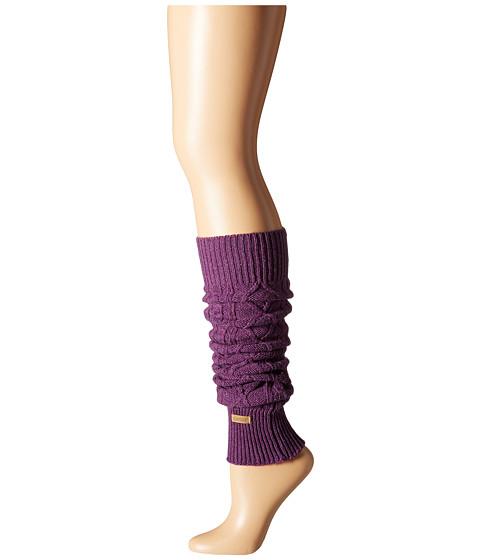 toesox Leg Warmer Knee-Highs - Plum
