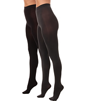 HUE - Blackout Tights 2-Pack