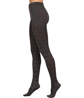 HUE - Bold Cable Sweater Tights