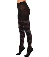 HUE - Argyle Sweater Tights