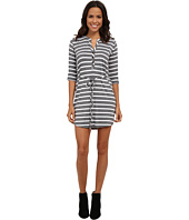 LAmade - Stripe Henley Dress