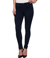 HUE - Lace-Up Super Smooth Denim Leggings