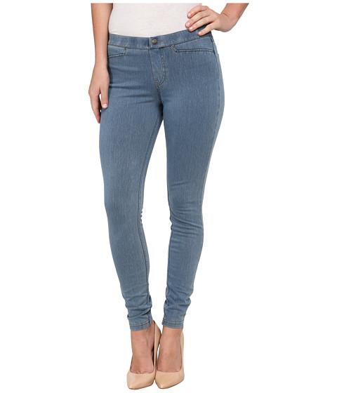 HUE - Super Smooth Denim Leggings (Vintage Wash) Women's Jeans