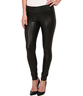 HUE - Leatherette Leggings