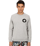 LOVE Moschino - Regular Fit Sweatshirt with Patch