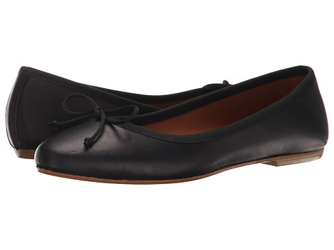 Summit by White Mountain Kendall - Black Leather