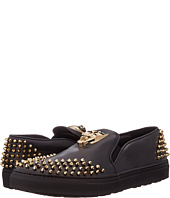 Philipp Plein - Gold Tiger Slip-On