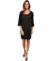 rsvp - Circle Lace Dress