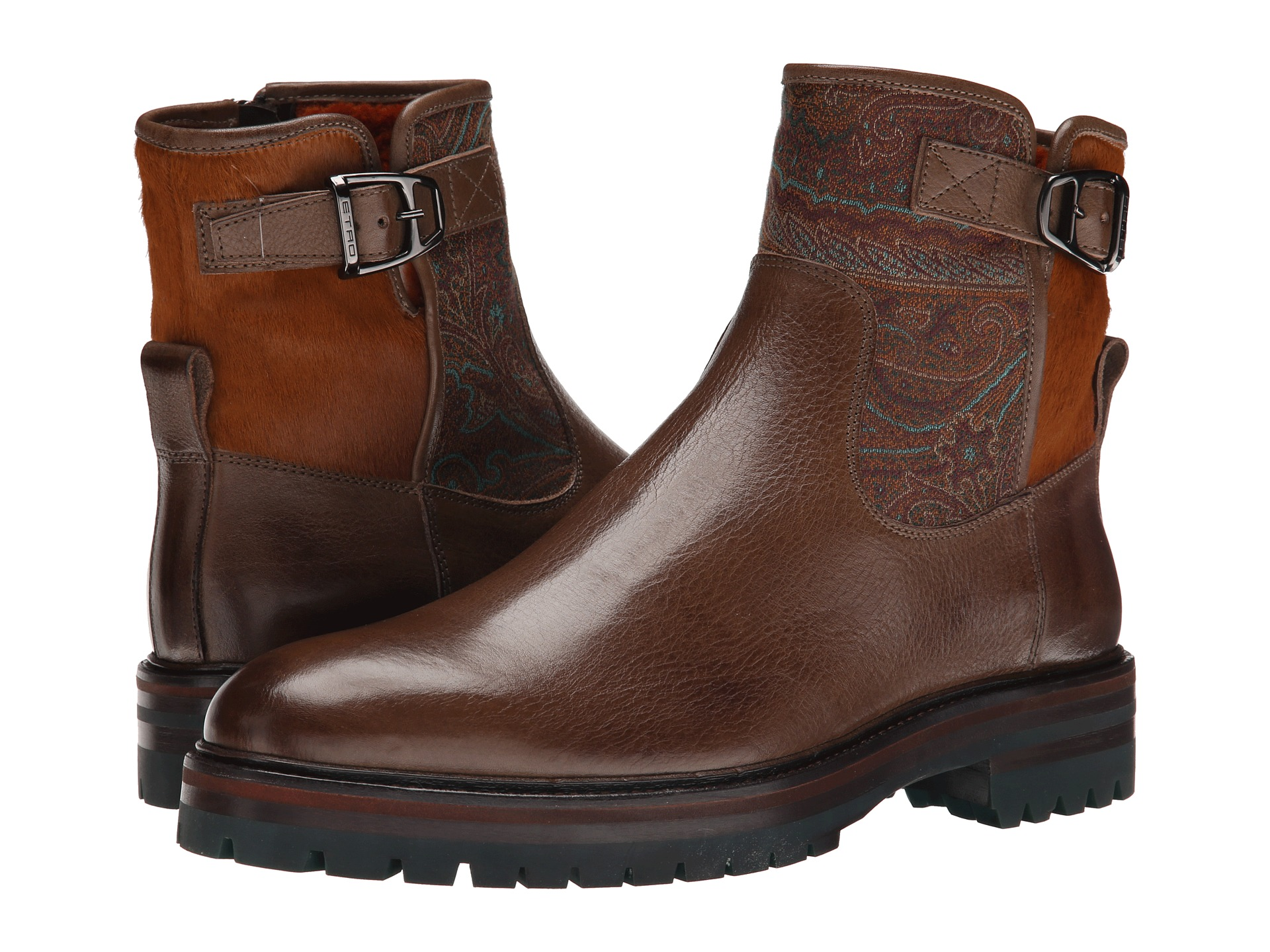 etro ankle boot
