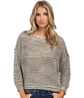 French Connection - Shimmer Mesh Knits Sweater 78EAH