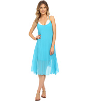 Bleu Rod Beattie - Over The Edge A-Line Pleated Dress
