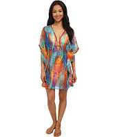 Bleu Rod Beattie - Wild At Heart Caftan Cover-Up