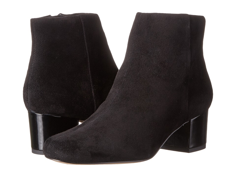 Sam Edelman - Edith (Black Suede) Women