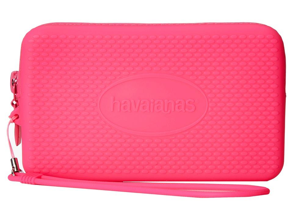 Havaianas Mini Bag Neon Pink Wallet