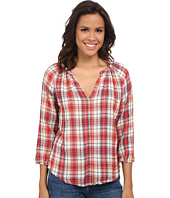 Velvet by Graham & Spencer - Fran03 Plaid Shirt