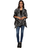 Velvet by Graham & Spencer - Cami03 Wool Poncho