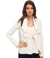 kensie - Streaky Slub Ponte Jacket KS8K2213