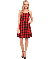kensie - Buffalo Check Dress KS9K7701
