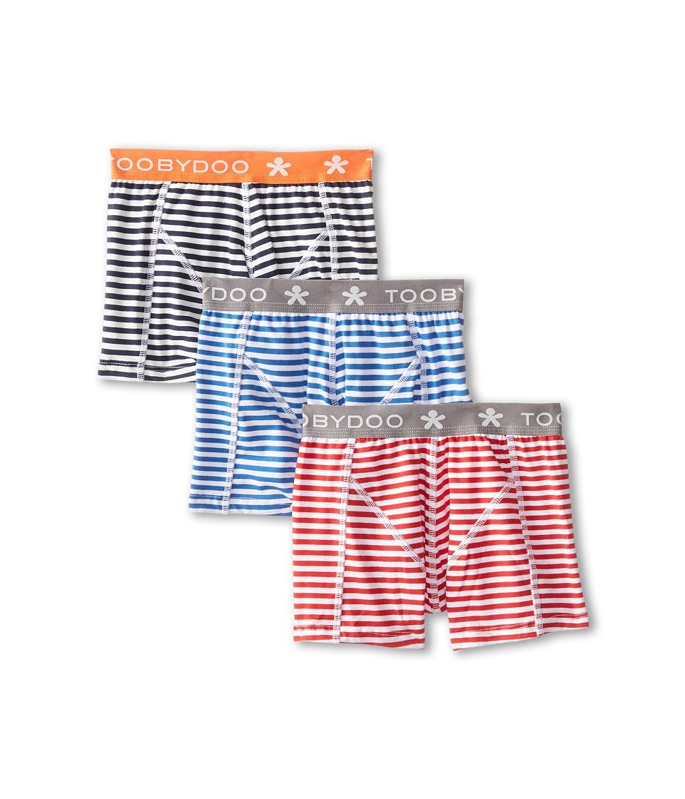 Toobydoo - Star of Stripes 3-Pack Underwear Set