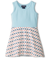 Toobydoo - Flower Tank Dress (Toddler/Little Kids/Big Kids)