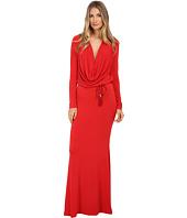 Rachel Zoe - Field Cowl Front Gown