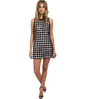Rachel Zoe - Zadie Houndstooth Lace Sequin Dress
