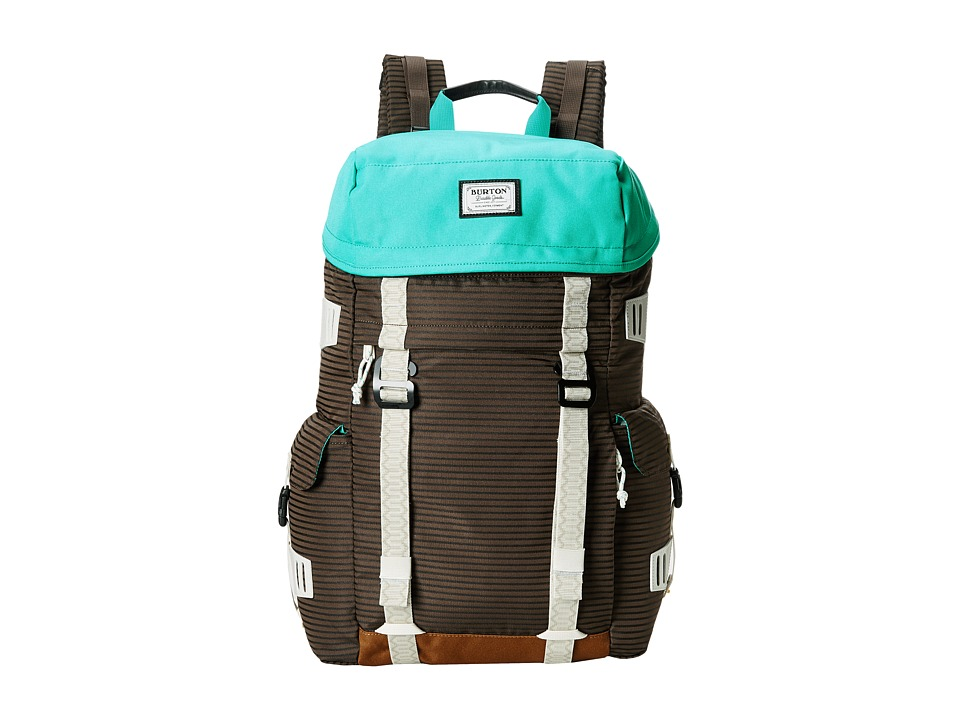Burton Annex Pack Beaver Tail Crinkle Backpack Bags
